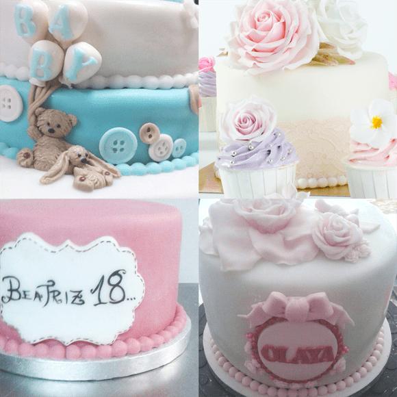 imagen de tartas