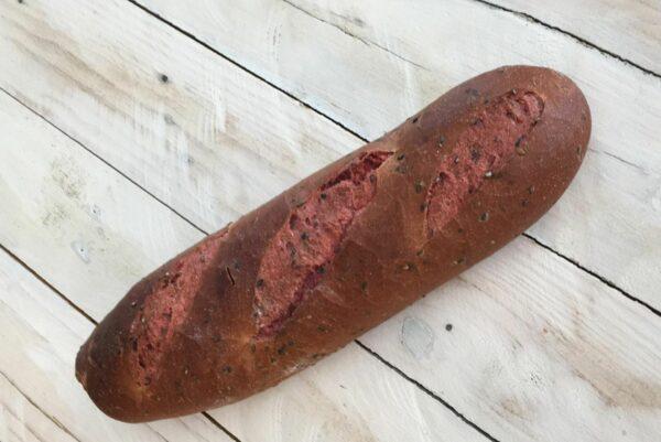 Pan de remolacha